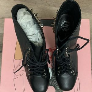 Jeffrey Campbell Shoes - Jeffrey Campbell Spiked Litas